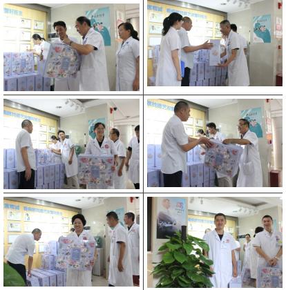 昆明南大脑科医院庆祝8.19第二届医师节暨宣誓仪式
